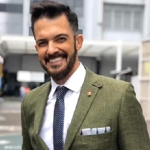 Fernando del Solar. Foto: Instagram