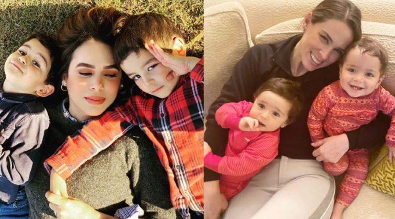 Ellos fueron padres ¡por partida doble! Foto: Instagram