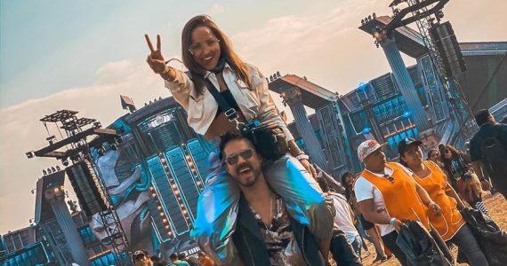 Jessica Díaz y José Ron   Foto: Instagram