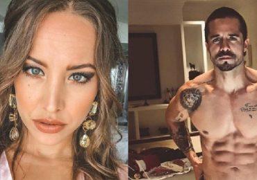 Jessica Díaz y José Ron. Foto: Instagram