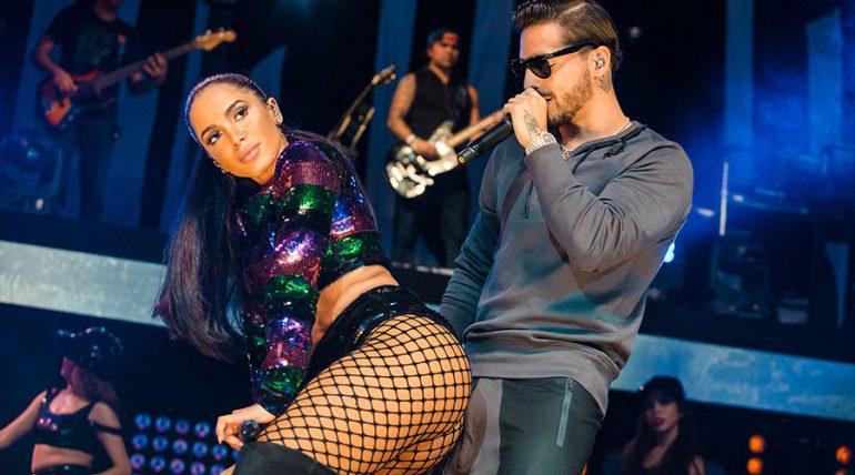 Anitta hace tremenda revelación sexual sobre Maluma
