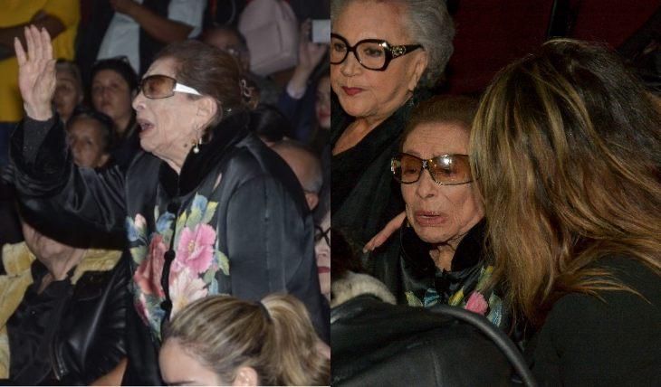 Doña Ofelia Fuentes. Fotos: Archivo