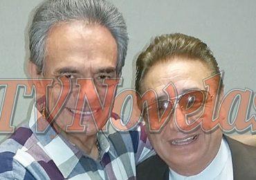José José y Manuel Adrián | Foto: Cortesía