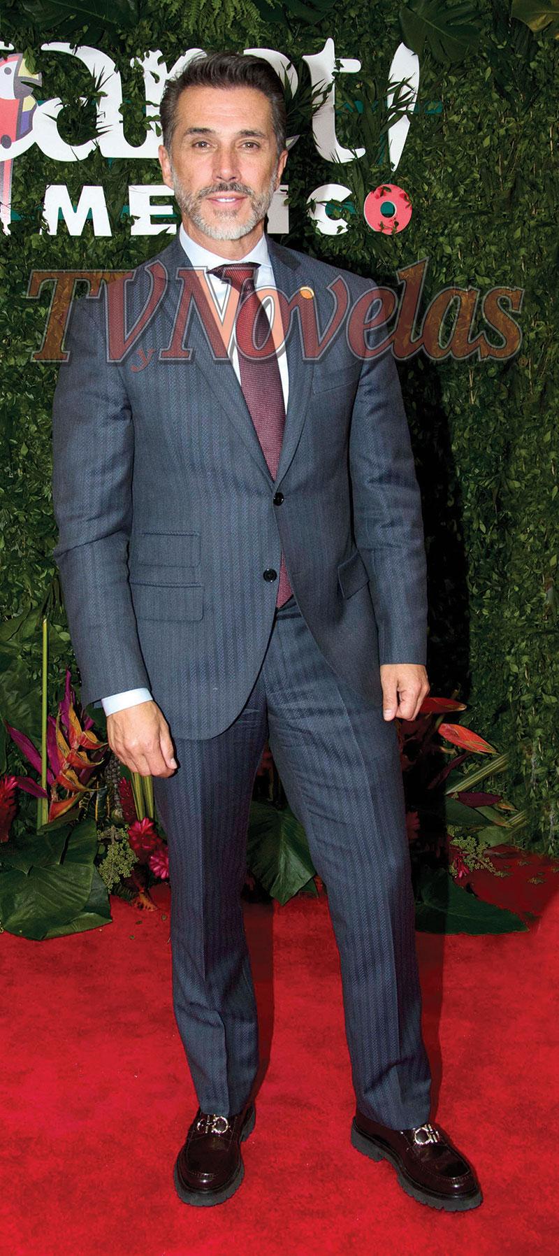Sergio Mayer | Foto: Cortesía