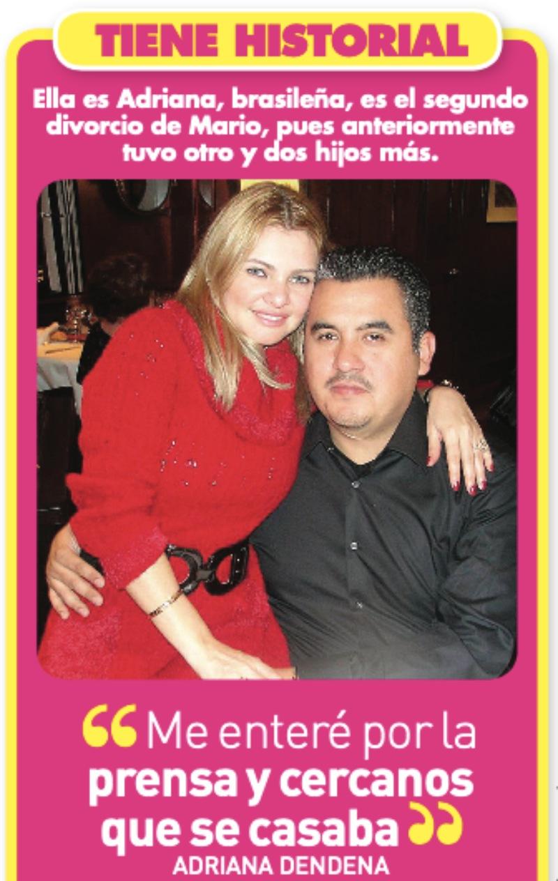 Paola Durante se queda sin boda, ¡resultó casado!