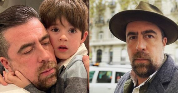 Rafa Sarmiento e Iñaki. Foto: Instagram