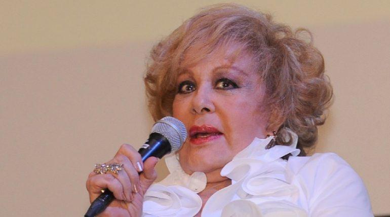 La verdadera edad de Silvia Pinal ¡Impresionante!. Foto: Getty Images