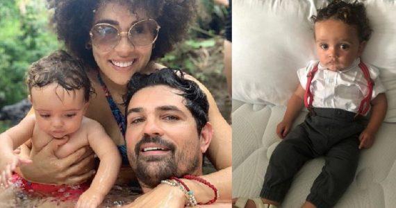 Ferdinando, Brenda y Tadeo. Foto: Instagram
