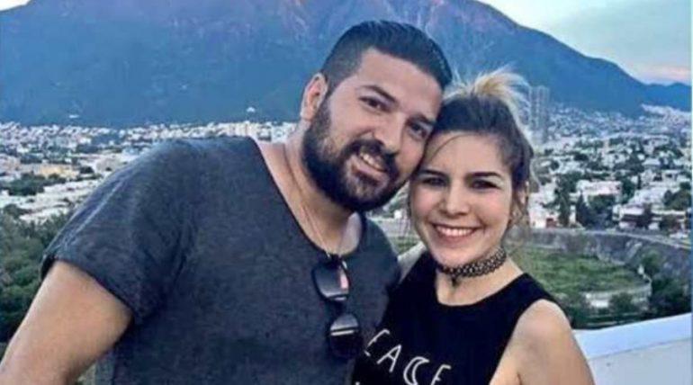Américo Graza y Karla Panini. Foto: Redes sociales