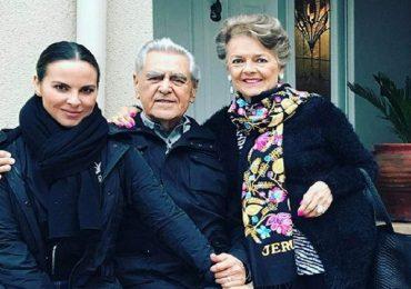 Don Eric del Castillo y Doña Kate hablaron de sus hijas. Foto: Archivo