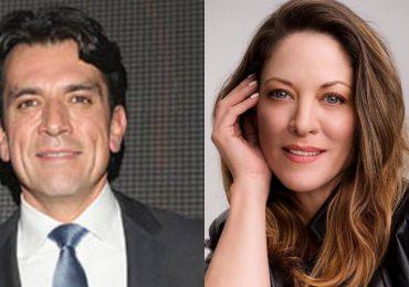 Jorge Salinas y Andrea Noli. Fotos: Archivo / Instagram