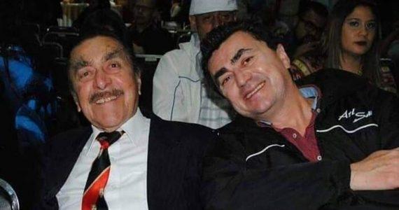 Magos Krotani y Ari Sandy. Foto: Instagram