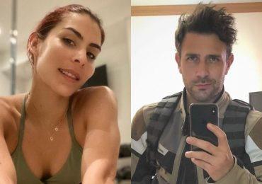 María León y Carlos Ferro. Fotos: Instagram
