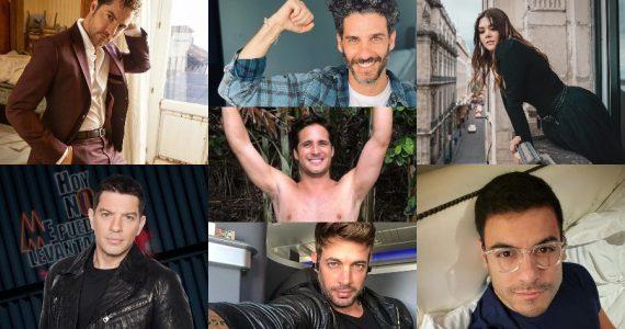 Sobrevivieron a un reality show. Fotos: Instagram