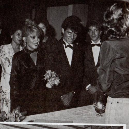Yuri y Fernando Iriarte en su boda por el civil