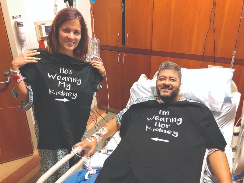 Adriana Monsalve nos cuenta cómo es vivir con un riñón