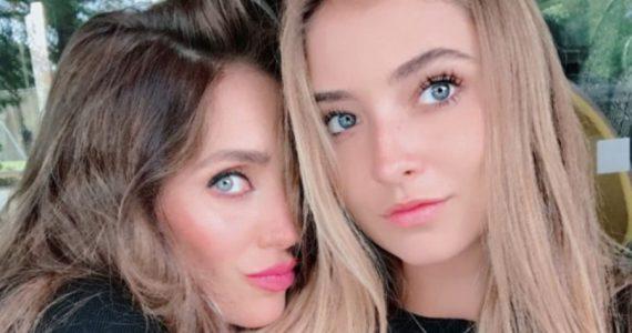 Belleza de la sobrina de Anahí impacta ¡y la llaman 'La nueva Mía Colucci'!