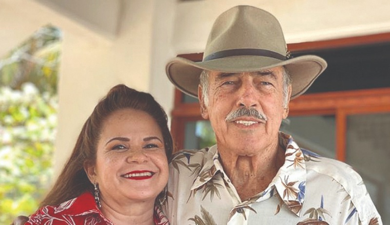 Andrés García ya repartió su herencia ¡y mandó a volar a los que se aprovechaban!