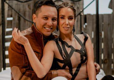 Edwin Luna y Andrea Escalona lanzaron canción juntos. Foto: Cortesía