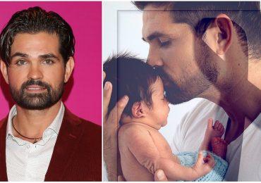 A un año de la muerte de su bebé, así sobrelleva la pérdida y las deudas Ferdinando Valencia