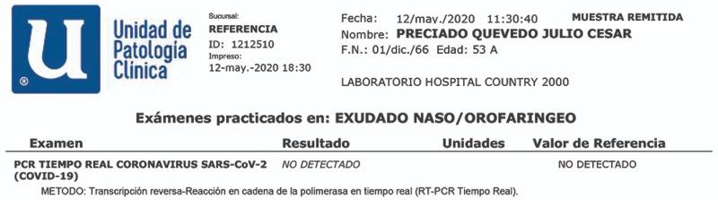 ¡Más vidas que un gato! Julio Preciado superó infección, trasplante, coronavirus y parrandas