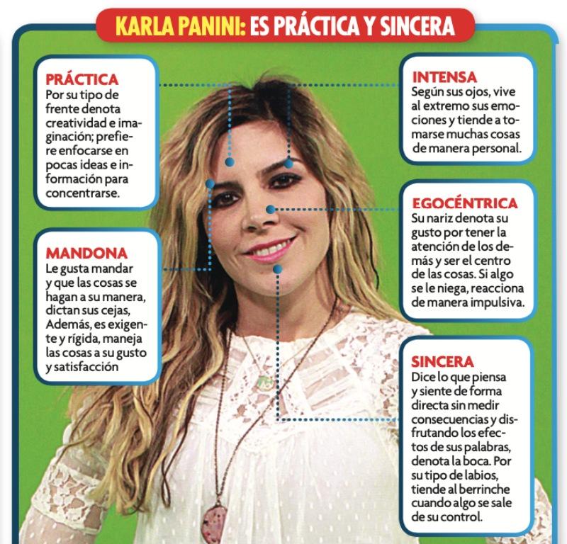 ¿Qué dicen los rostros de Karla Luna y Karla Panini?