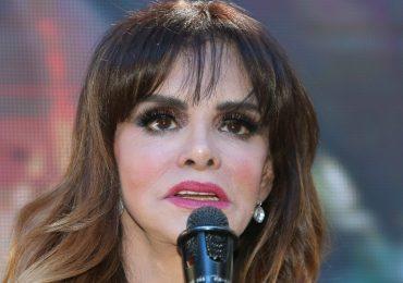 Lucía Méndez explota, aseguran que Luis Miguel es padre de su hijo