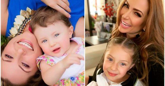 Martha Julia sorprende con lo mucho que ha crecido su hija, Isabella