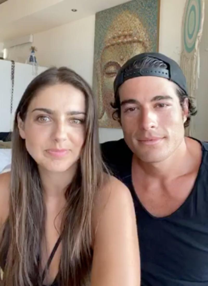 Michelle Renaud y Danilo Carrera anuncian protagónico juntos