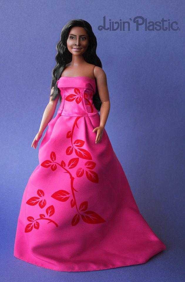 Yalitza ya tiene su propia muñeca. Foto: Cortesía.