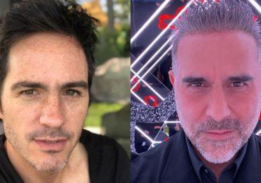 Mauricio Ochmann y Héctor Suárez Gomís | Foto: Instagram