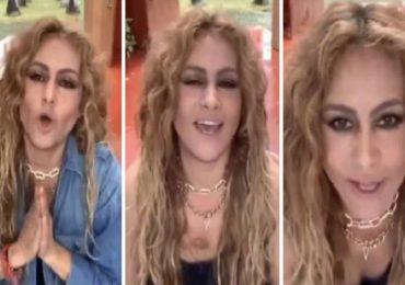 Paulina Rubio no podrá consumir drogas delante de su hijo. Foto: Instagram