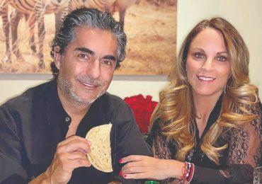 Raúl 'Negro' Araiza y María Amelia Aguilar