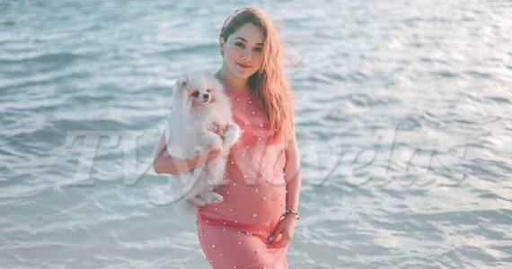 Sherlyn estaría dispuesta a volver a embarazarse. Foto: Cortesía