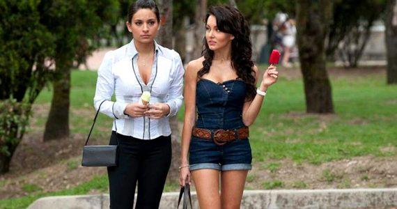 Ana Brenda Contreras y Angelique Boyer | Foto: Archivo