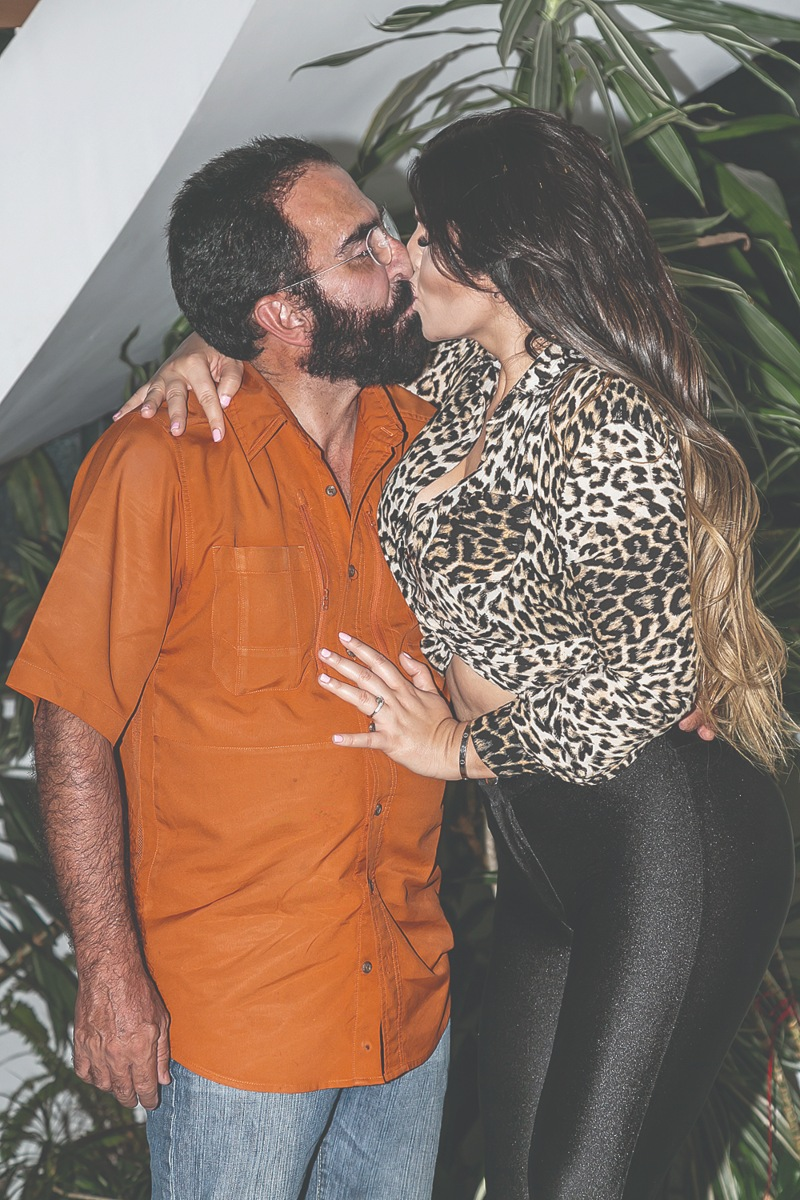Conoce a la novia De Vicente Fernández Jr., ¡ya se quiere casar!
