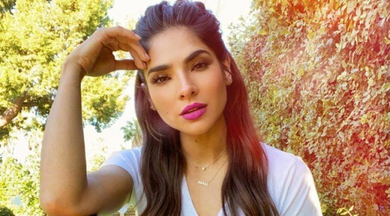 Alejandra Espinoza. Foto: Instagram