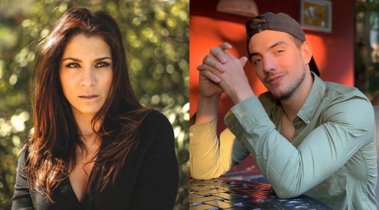 Alessandra Rosaldo y Vadhir Derbez. Fotos: Instagram
