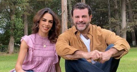 Biby Gaytán y Eduardo Capetillo. Fotos: Instagram