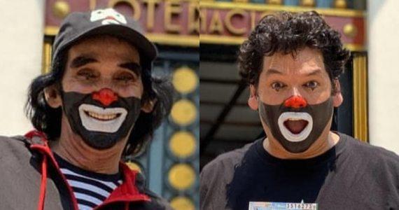Ricardo González y Ricardo Jr., 'Cepillín' y 'Cepi'. Foto: Instagram