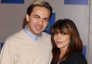 Cristian y Verónica Castro. Foto Getty Images