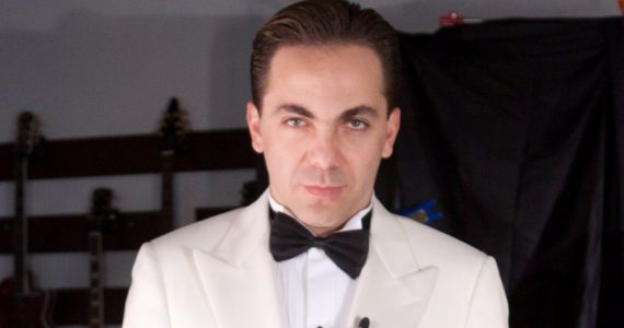 Cristian Castro. Foto: Getty Images