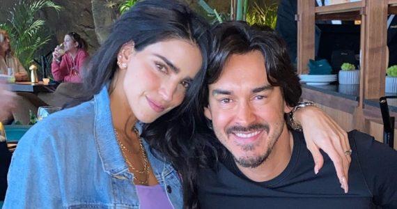 Bárbara de Regil y Fernando Schoenwald. Foto: Instagram