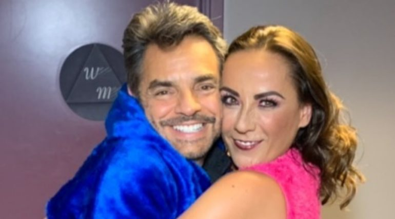 Eugenio Derbez y Consuelo Duval. Foto: Instagram