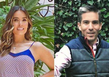 Galilea Montijo y Fernando Reina. Fotos: Instagram
