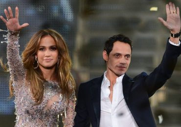 JLo y Marc Anthony. Foto: Getty Images