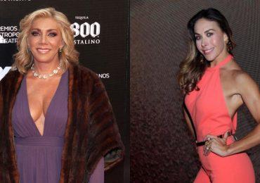 Cynthia Klitbo se le va de nuevo a la yugular a Vanessa Guzmán. Foto: Archivo