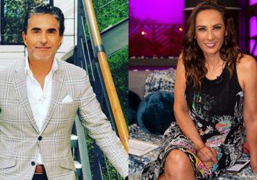 Raúl Araiza y Consuelo Duval. Fotos: Instagram