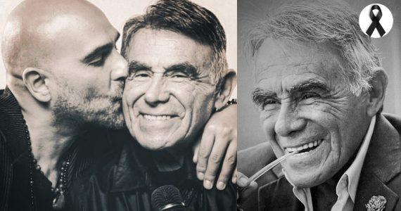 Héctor Suárez Gomís despide con emotiva carta a su papá. Fotos: Instagram