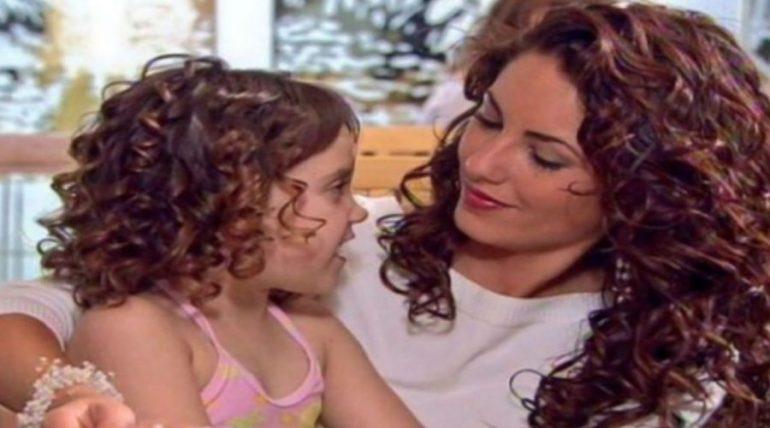 Así luce ahora la pequeña que dio vida a Fernanda, la sobrina de Rubí en 2004
